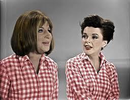 Barbra on The Judy Garland Show